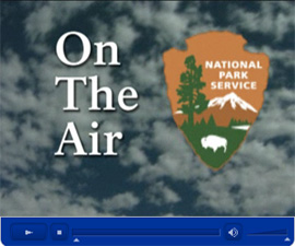 On The Air, a podcast about air quality in National Parks